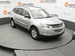 Used 2011 Chevrolet Traverse 1LS All-wheel Drive for sale in Red Deer, AB