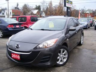Used 2010 Mazda MAZDA3 GS,Sport,Sunroof,Bluetooth,Alloys,Key less for sale in Kitchener, ON