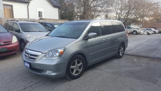 Used 2006 Honda Odyssey Touring for sale in Cambridge, ON