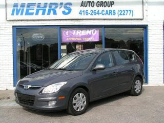 Used 2009 Hyundai Elantra Touring GL for sale in Scarborough, ON