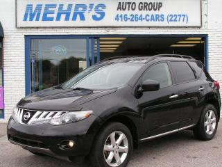 Used 2009 Nissan Murano SL Dual Sunroof Push2Start Fully Loaded for sale in Scarborough, ON