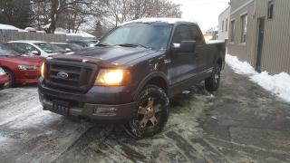 Used 2004 Ford F-150 FX4 for sale in Cambridge, ON