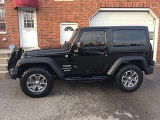 Used 2014 Jeep Wrangler SPORT for sale in Bowmanville, ON