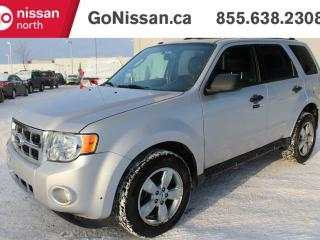 Used 2012 Ford Escape XLT LEATHER, HEATED SEATS, SUNROOF. for sale in Edmonton, AB