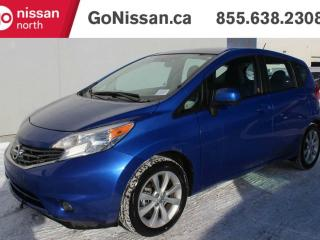 Used 2014 Nissan Versa Note 1.6 SL 4dr Hatchback, TOP MODEL, LOW KMS! for sale in Edmonton, AB