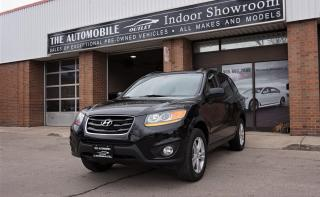 Used 2011 Hyundai Santa Fe SPORT LOW KMS GL Premium Sunroof NO ACCIDENT for sale in Mississauga, ON