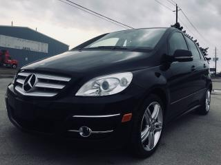 Used 2009 Mercedes-Benz B-Class B200 Turbo Leather/Pano Roof for sale in Mississauga, ON