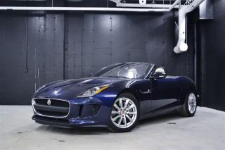 Used 2017 Jaguar F-Type for sale in Laval, QC