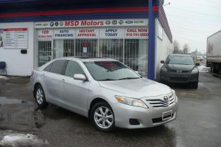 Used 2010 Toyota Camry LE for sale in Etobicoke, ON