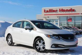 Used 2014 Honda Civic Hybride Navi for sale in Gatineau, QC