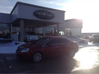 Used 2014 Buick Verano LOW KMS / 6 MONTHS NO PAYMENTS !!! for sale in Tilbury, ON
