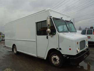 Used 2010 Freightliner MT45 step van 18 foot for sale in Mississauga, ON