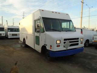Used 2006 Ford E450 18 foot stepvan for sale in Mississauga, ON