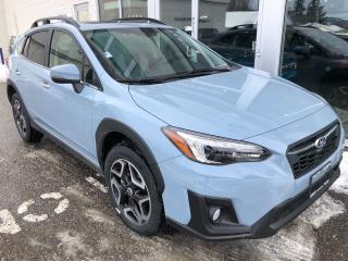 New 2018 Subaru XV Crosstrek 2.0I LIMITED/TECH for sale in Vernon, BC