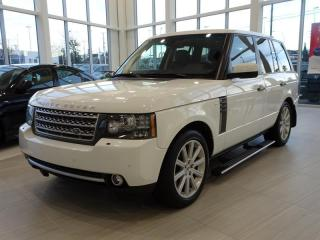 Used 2011 Land Rover Range Rover SuperCharged for sale in Abbotsford, BC