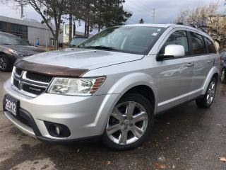 Used 2012 Dodge Journey R/T Sunroof-Alloys in very nice condition for sale in Mississauga, ON