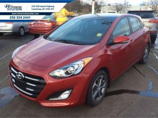 Used 2016 Hyundai Elantra GT GLS Manual  - local - trade-in for sale in Courtenay, BC