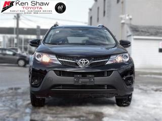 Used 2014 Toyota RAV4 LE AWD with  backup camera and heated seats for sale in Toronto, ON