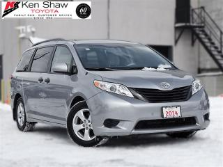 Used 2014 Toyota Sienna 7 Passenger - LOW KMS! for sale in Toronto, ON
