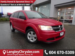 Used 2014 Dodge Journey CVP/SE Plus *BLUETOOTH*4.3 TOUCHSCREEN* for sale in Surrey, BC