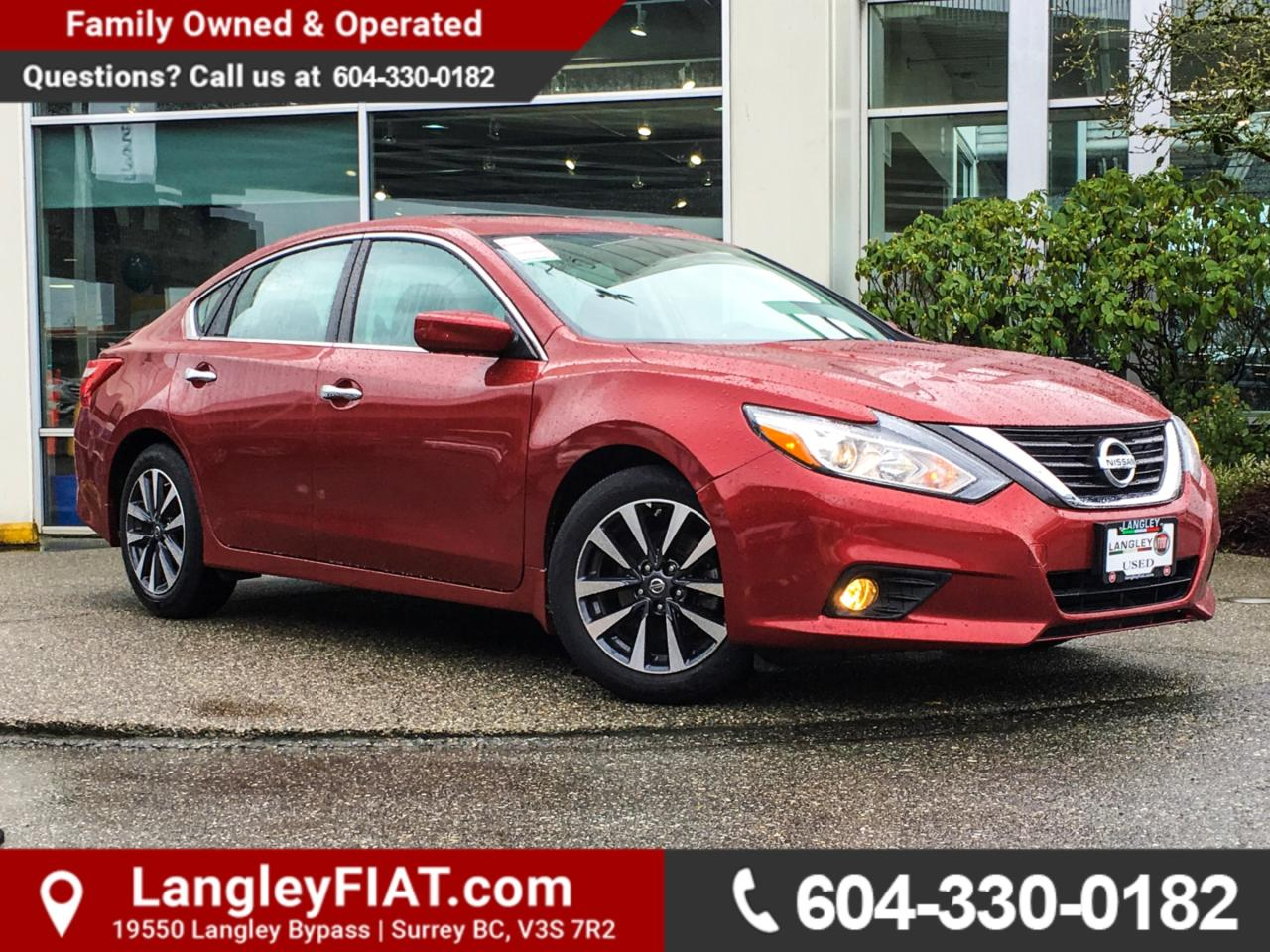 Used 2017 Nissan Altima 2.5 SV NO ACCIDENTS, B.C OWNED for Sale in ...