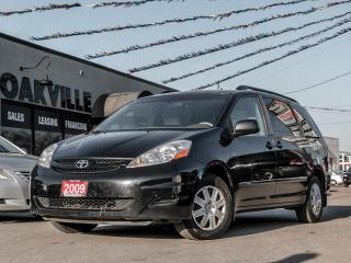 Used 2009 Toyota Sienna CE 7 PASSENGER for sale in Oakville, ON