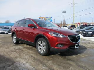 Used 2015 Mazda CX-9 GS for sale in Kingston, ON