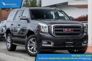 New 2018 GMC Yukon SLE Backup Camera, Heated/Power Seats for sale in Port Coquitlam, BC