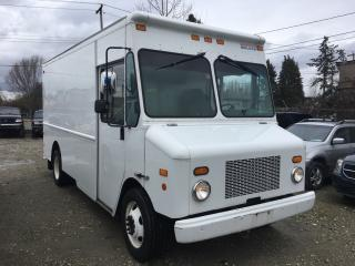 Used 2007 GMC WORKHORSE BOX VAN grumman olson for sale in Coquitlam, BC