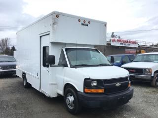 Used 2004 Chevrolet Express Box Truck 139 WB C6Y for sale in Surrey, BC