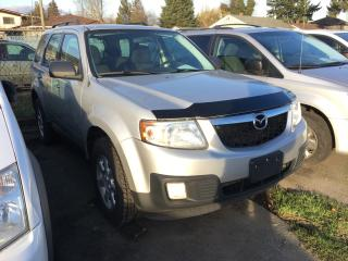Used 2009 Mazda Tribute AWD I4 AUTO GX for sale in Coquitlam, BC