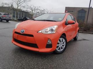 Used 2012 Toyota Prius c - for sale in Quesnel, BC