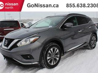 Used 2015 Nissan Murano SV 4dr All-wheel Drive for sale in Edmonton, AB