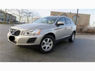 Used 2010 Volvo XC60 T6 AWD PREMIUM for sale in North York, ON
