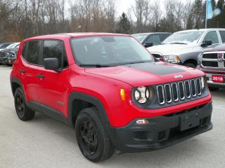 Used 2015 Jeep Renegade Sport for sale in Owen Sound, ON