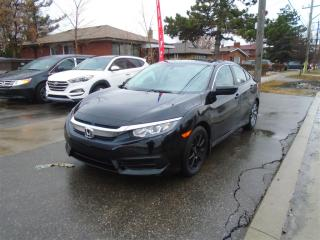 Used 2016 Honda Civic EX for sale in Scarborough, ON
