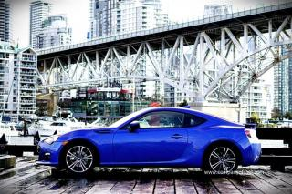 Used 2016 Subaru BRZ Sport-tech for sale in Burnaby, BC