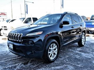 Used 2014 Jeep Cherokee North NAVIGATION, REAR CAMERA, REMOTE STARTER !! for sale in Concord, ON