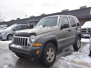 Used 2005 Jeep Liberty Sport for sale in Concord, ON