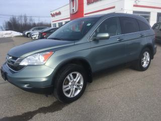 Used 2010 Honda CR-V EX 2WD for sale in Smiths Falls, ON