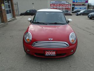 Used 2008 MINI Cooper Coupe for sale in Scarborough, ON