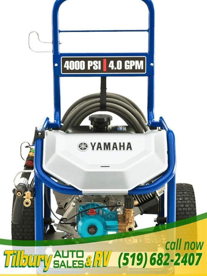 2018 Yamaha PW4040 4000PSI