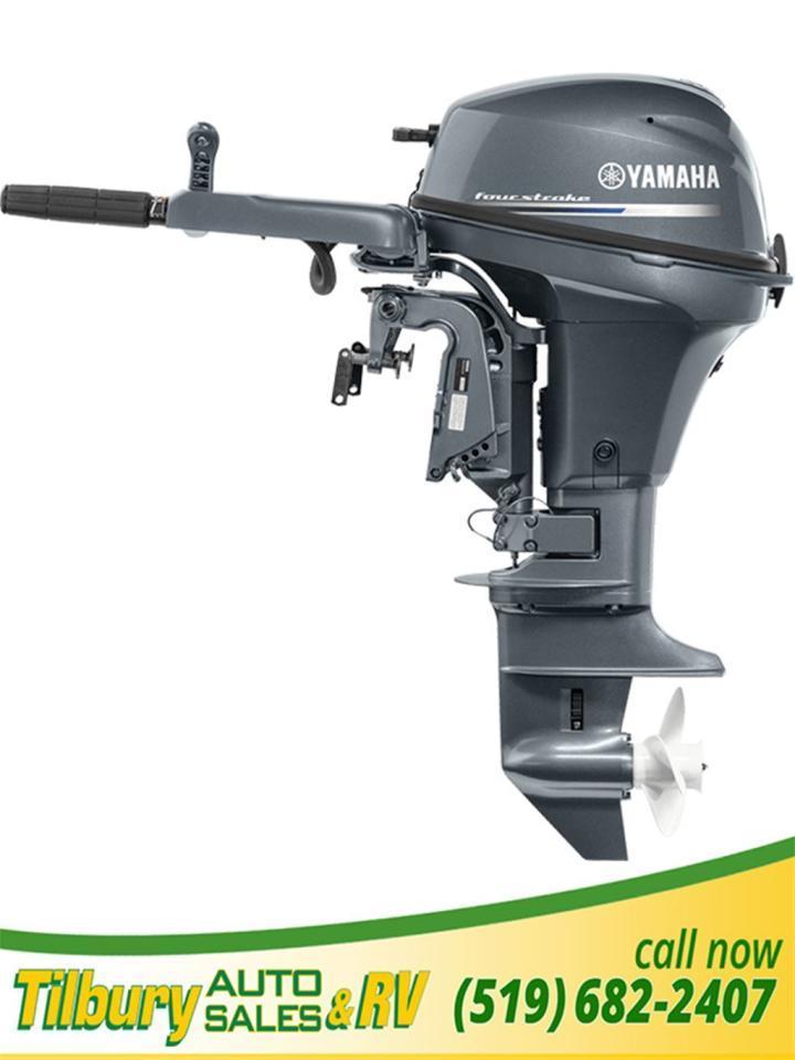 1000 Yamaha F8SMHA F8 OUTBOARD MOTOR.