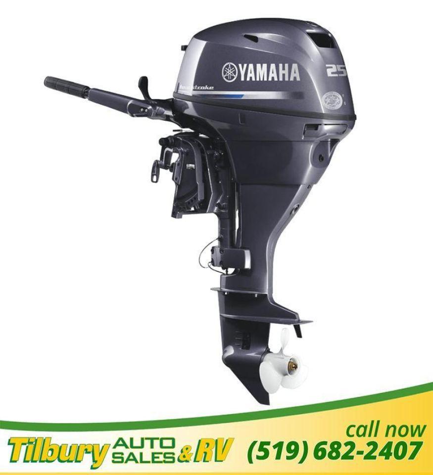 1000 Yamaha F25LWHC F25 OUTBOARD MOTOR