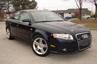 Used 2008 Audi A4 2.0T for sale in Mississauga, ON