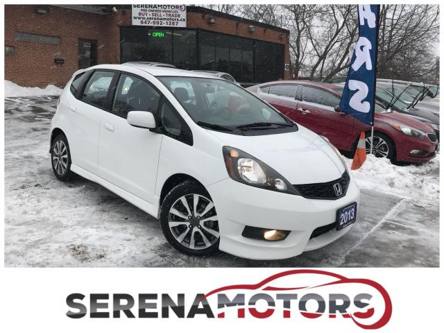 2013 Honda Fit SPORT | AUTO | BLUETOOTH | NO ACCIDENTS
