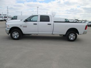 Used 2017 RAM 2500 CREW CAB,LONG BOX WITH STX PKG> for sale in London, ON