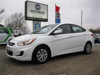 Used 2016 Hyundai Accent GL for sale in Cambridge, ON