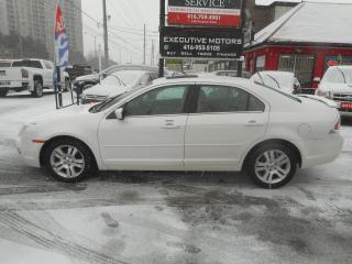 Used 2009 Ford Fusion SEL LOADED for sale in Scarborough, ON
