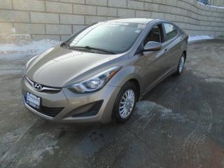 Used 2014 Hyundai Elantra GL for sale in Fredericton, NB